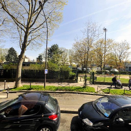 Square Louis Lumiere - Parc, jardin à visiter - Paris