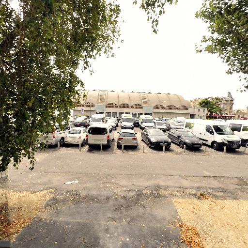 Parking Olivier Métra - Parking - Reims