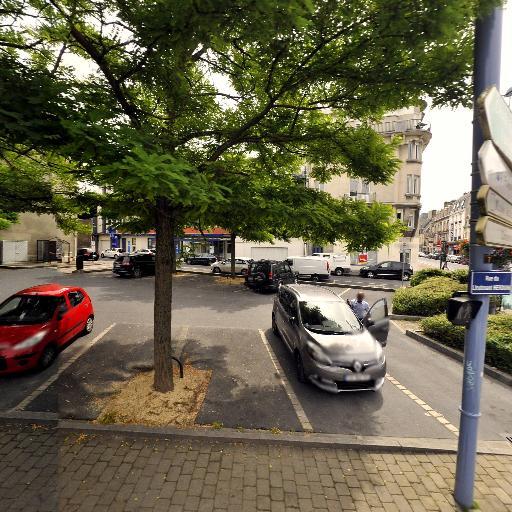 Parking Herduin - Parking - Reims