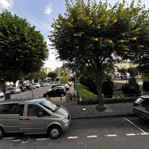 Parking Forum Pluche - Parking - Reims
