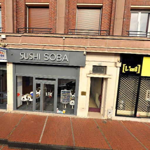 Sushi Soba Amiens - Restaurant - Amiens
