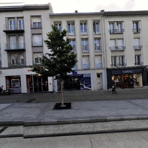 Banque Populaire Grand Ouest BREST SIAM - Banque - Brest