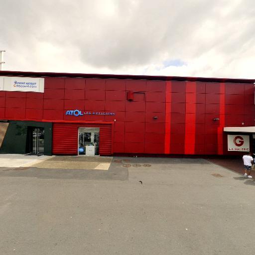 Centre Commercial Le Phare De L'europe - Centre commercial - Brest