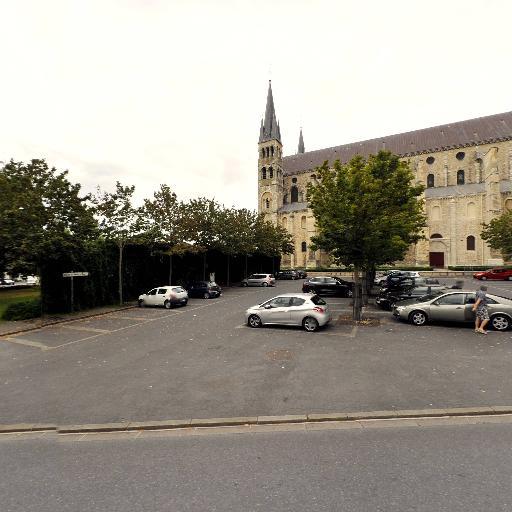 Parking Basilique Saint-Remi - Parking - Reims
