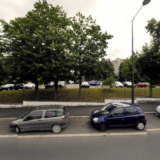 Parking Courlancy - Parking - Reims