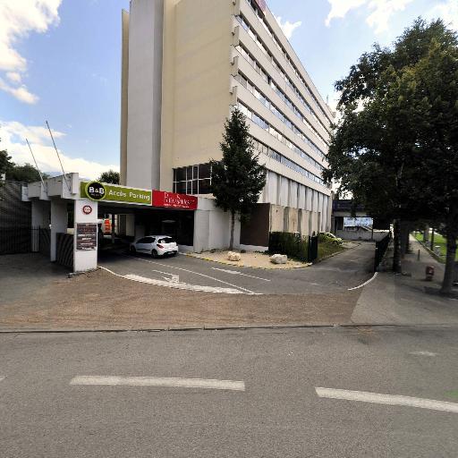 Hôtel Zenitude AlpExpo - Hôtel - Grenoble