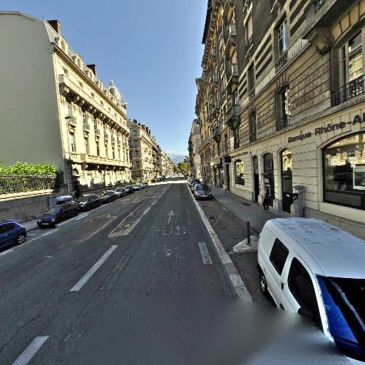 Banque Rhône-Alpes - Banque - Grenoble