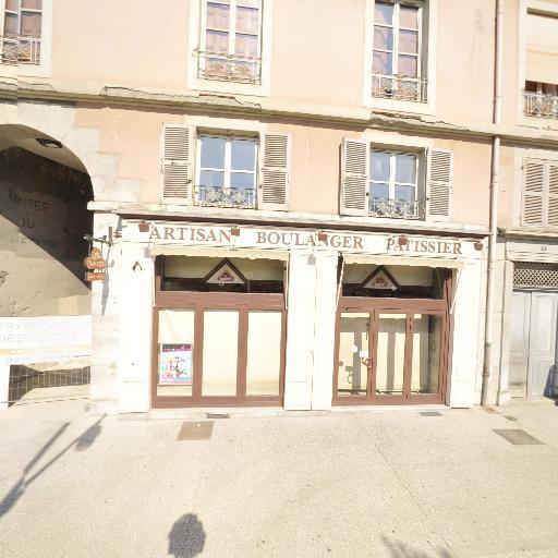 Boulangerie Patisserie La Cymaise - Boulangerie pâtisserie - Grenoble