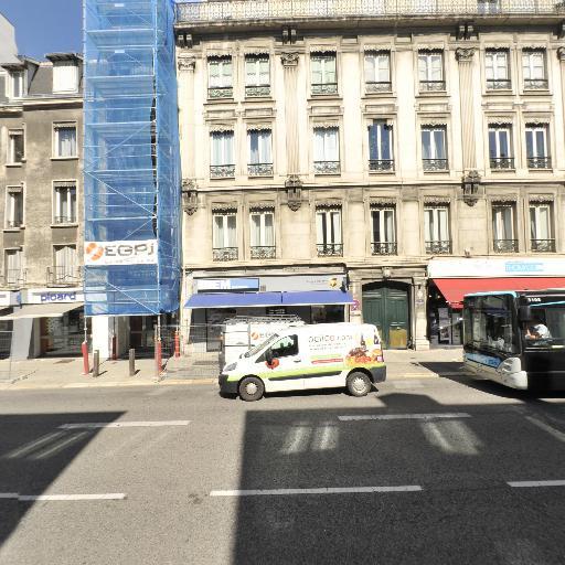 Sgf Societe Grenoble Facade - Ravalement de façades - Grenoble