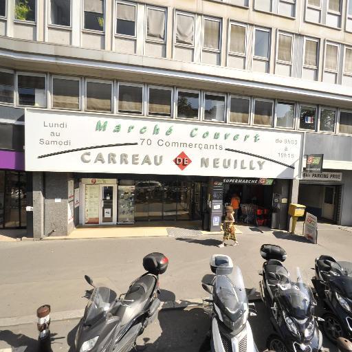 Bertrand - Encadrement - Neuilly-sur-Seine