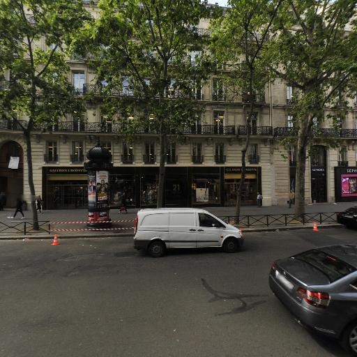 Galeries Lafayette - Grand magasin - Paris