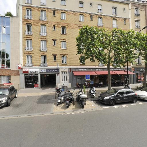 Victor Hugo Automobiles - Carrosserie et peinture automobile - Boulogne-Billancourt