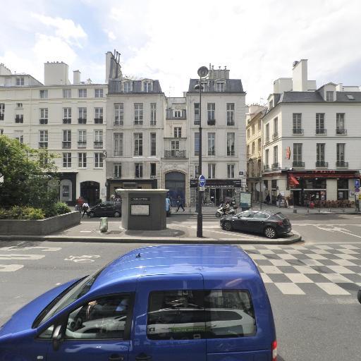 Aire de covoiturage Reaumur Saint Denis - Aire de covoiturage - Paris