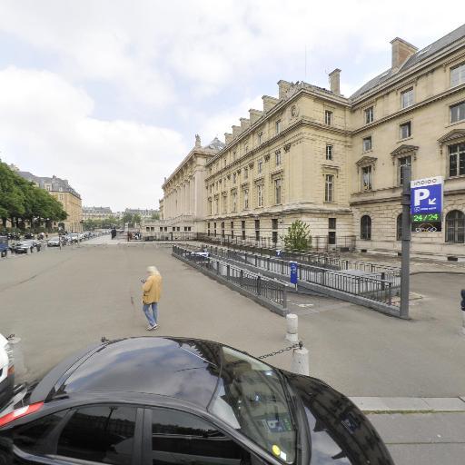 Aire de covoiturage Harlay Pont Neuf - Aire de covoiturage - Paris