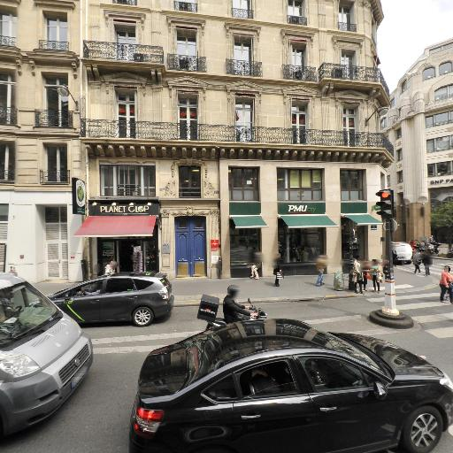 Banco Santander Totta - Banque - Paris