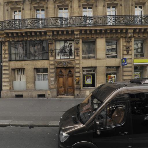 Accengage France Headquarters - Éditeur de logiciels et société de services informatique - Paris