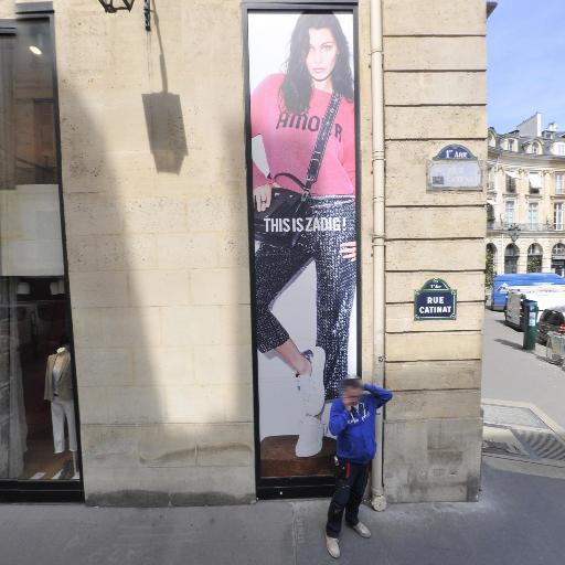 Zadig & Voltaire - Vêtements femme - Paris