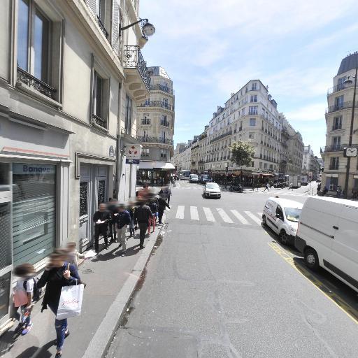 Station Vélib' Faubourg Montmartre - La Fayette - Vélos en libre-service - Paris
