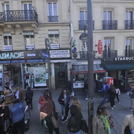 Pharmacie Europeenne SELARL - Pharmacie - Paris