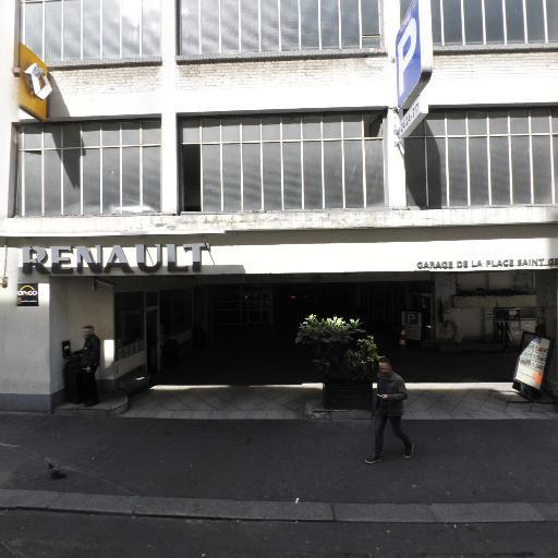 Parking Clauzel - Parking - Paris