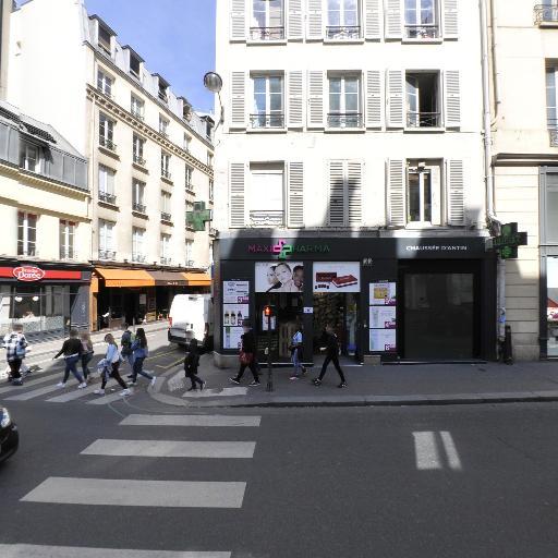 Pharmacie de la Chaussée d'Antin - Pharmacie - Paris