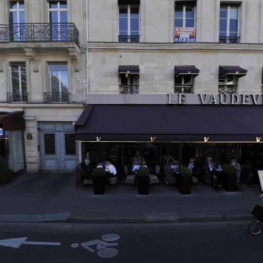 Le Vaudeville - Restaurant - Paris