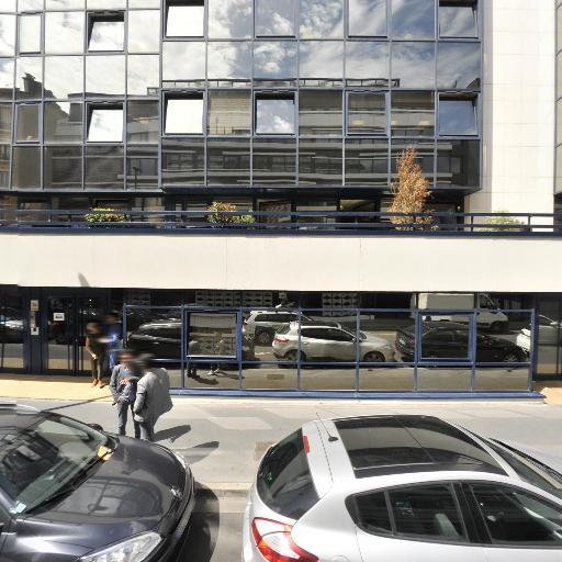 Gymnase Dome - Gymnase - Boulogne-Billancourt