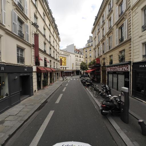 Station Vélib' Geoffroy - Marie - Vélos en libre-service - Paris