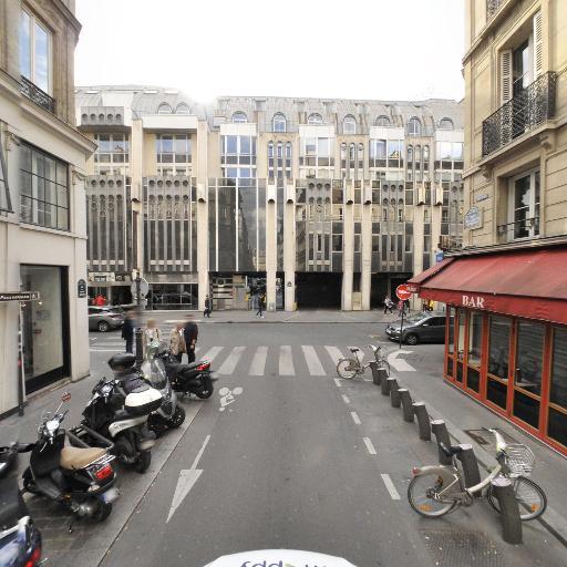 Station Vélib' Mairie du 9ème - Vélos en libre-service - Paris