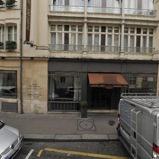 Hôtel Bel Ami - Restaurant - Paris