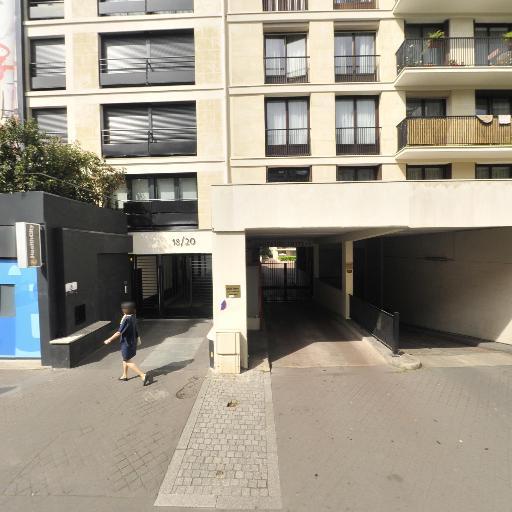 Healthcity Boulogne - Infrastructure sports et loisirs - Boulogne-Billancourt