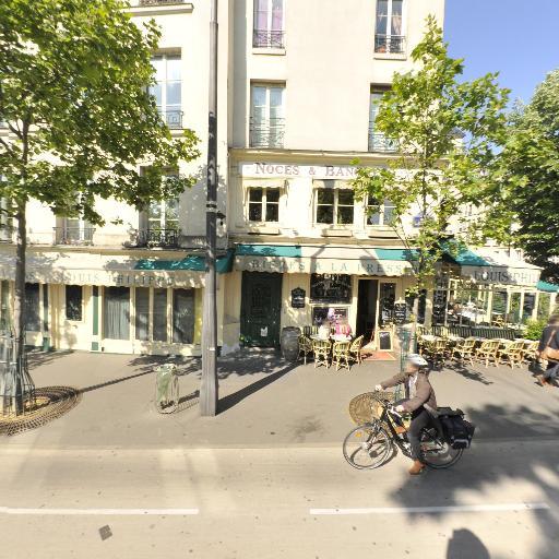 Ipaginaire - Librairie - Paris