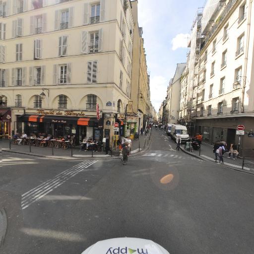la Brioche Doree - Boulangerie pâtisserie - Paris