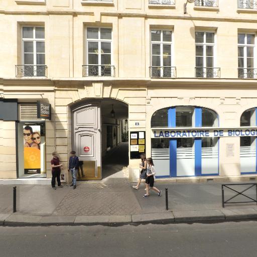 Point Soleil Grands Boulevards - Bronzage UVA - Paris