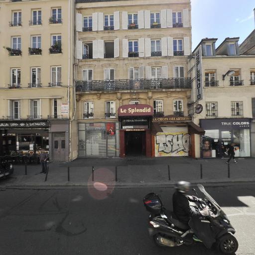 Théâtre Le Splendid - Salle de concerts et spectacles - Paris