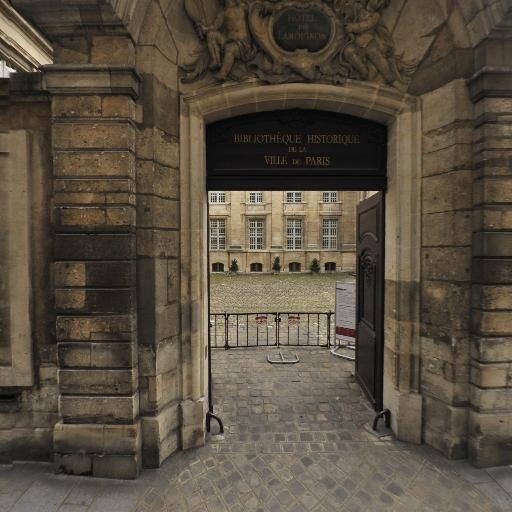 Hôtel de Lamoignon - Attraction touristique - Paris
