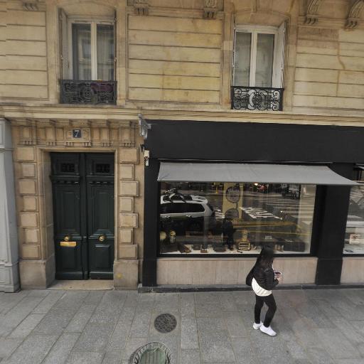 Parent François - Courtier en assurance - Paris