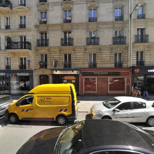 Le Nuage Vert - Librairie - Paris