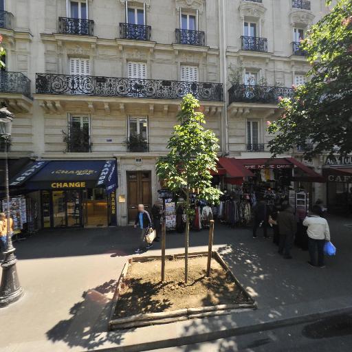 Slaoui Bricout Kamilia - Conseil en communication d'entreprises - Paris