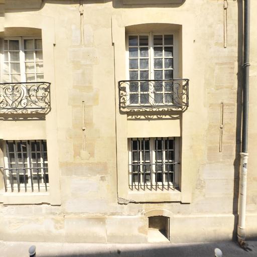 Devanssay René - Établissement financier - Paris