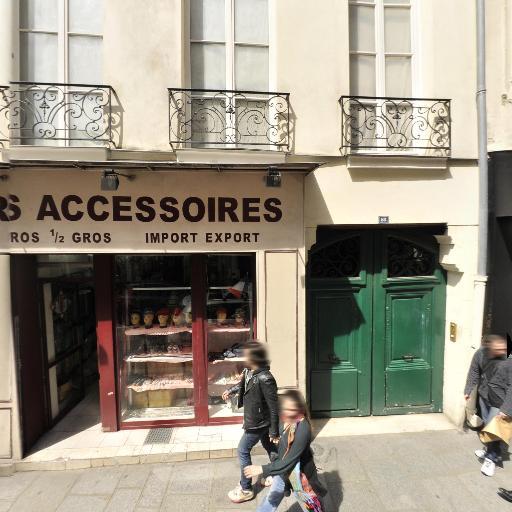 Rs Accessoires - Bijouterie en gros - Paris