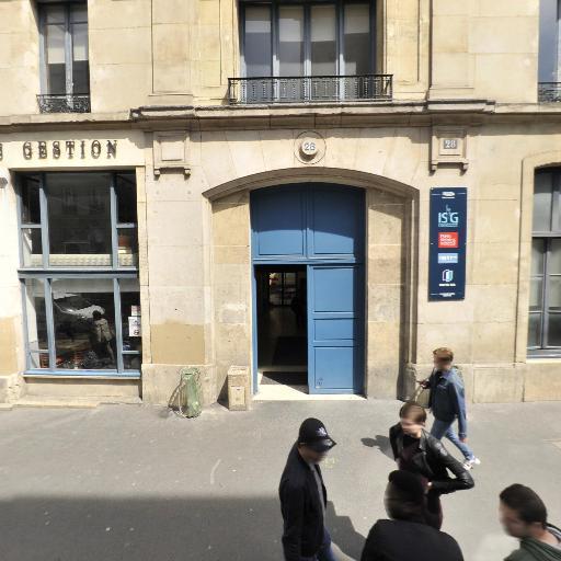 Institut supérieur européen de gestion - Enseignement supérieur privé - Paris
