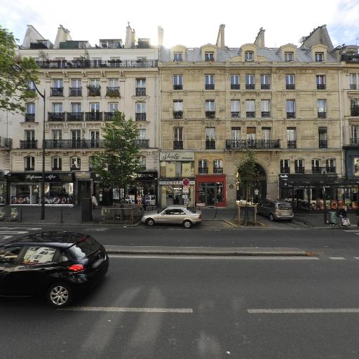 Taco Afro Coiffure - Coiffeur - Paris