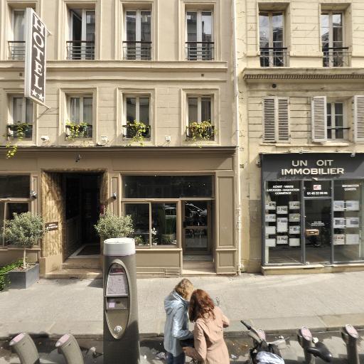 Station Vélib' Enghien - Faubourg Poissonnière - Vélos en libre-service - Paris
