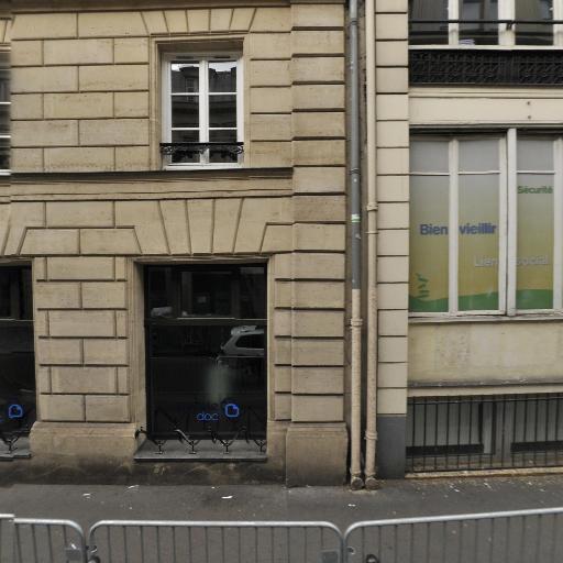 Petit Hôtel Bourienne - Attraction touristique - Paris