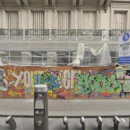 Station Vélib' Marché Saint-Quentin - Vélos en libre-service - Paris