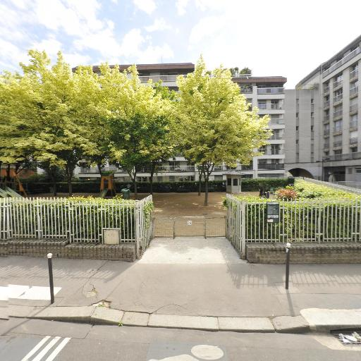 Square Madeleine Tribolati - Parc, jardin à visiter - Paris