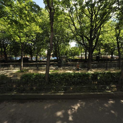 Square Eugène Varlin - Parc et zone de jeu - Paris