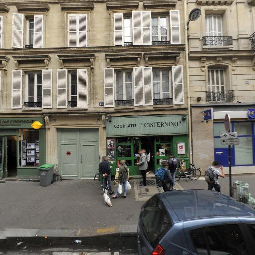 R & B Cooperativa Latte Cisternino - Épicerie fine - Paris