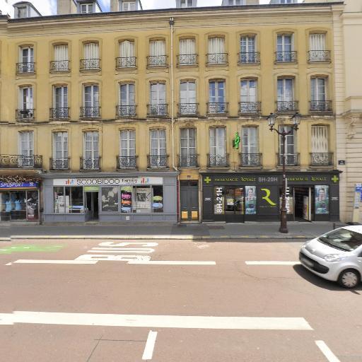 Pharmacie Royale Pharmacie Brunet Selarl - Pharmacie - Versailles